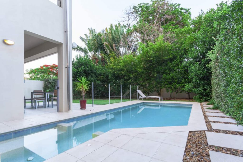 Home with Swimming Pool